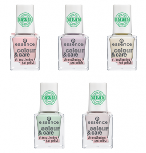 Essence coloour en care